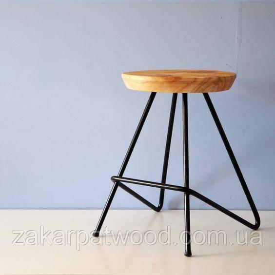 Барный стул лофт 55см (L_318)