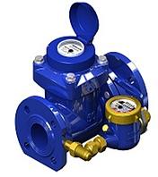 Счетчик холодной воды комбинированный турбинный GROSS WPVD-UA DN200/50