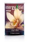 Коктейль Ваниль Энерджи Диет Energy Diet банка правильное питание быстро похудеть без голода и диеты Франция, фото 5