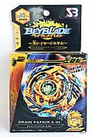 Игрушка-Волчок Бейблейд Взрыв BEYBLADE BURST Drain Fafnir Дрейн Фафнир В79