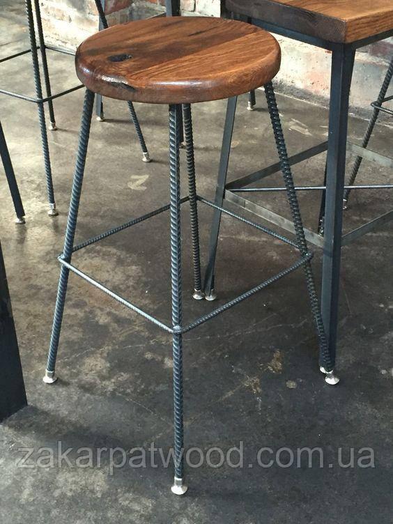 Барный стул лофт 70см (L_321)