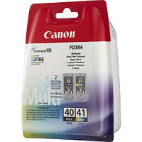 Картридж CANON (PG-40/CL-41) PIXMA iP-1600/2200/MP-150/170/450 MultiPack (0615B043) (WY36dnd-117798)