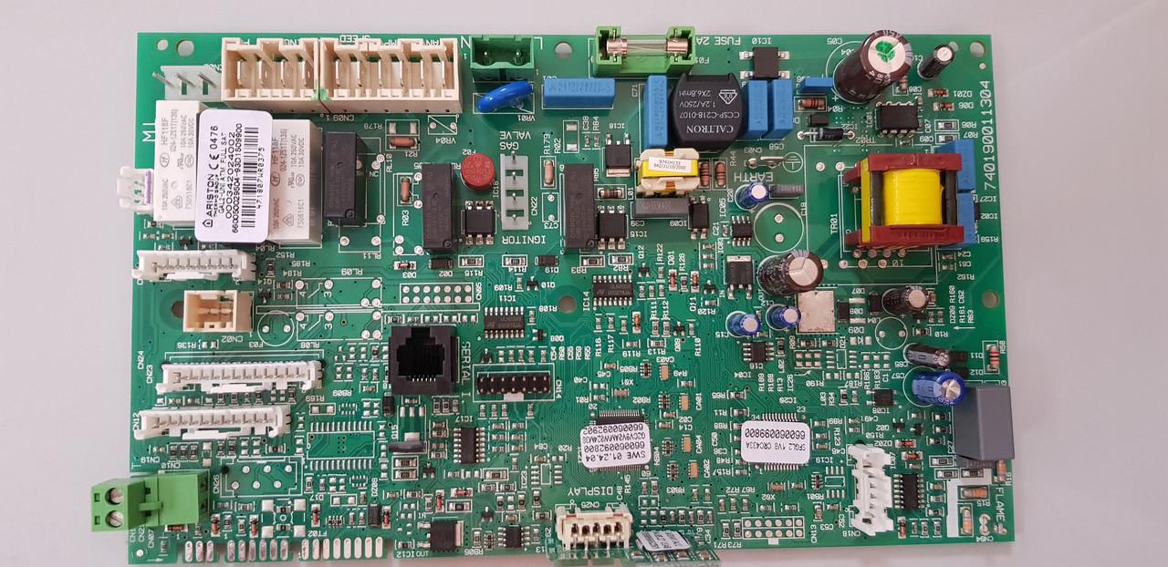 Плата управления универсальная Ariston CLAS, GENUS, BS, EGIS 65109313-05
