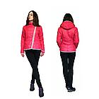 Куртка Жіноча Яскрава Демісезонна Утеплена Goods Fancy Розмір 48-50, фото 2