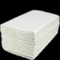 Бумажные целюлозные полотенца PROservice Standard  V-образные однослойные 250 шт. белые