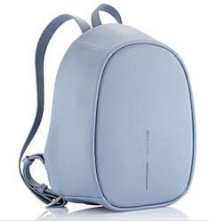 "Женский рюкзак антивор XD Design Bobby Elle 9.7"" lady backpack 6,5 л Light Blue (P705.225)"