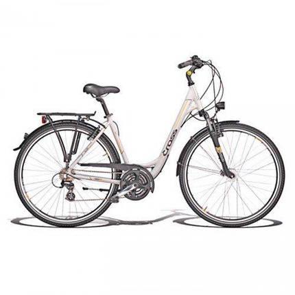 """Велосипед 28"""" CROSS Arena Wave 21 spd рама 20"""" 2015 белый, фото 2"""