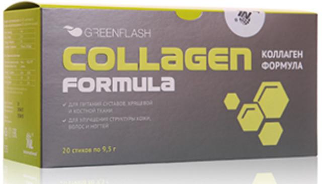 Collagen Formula - Коллаген поможет сохранить вашу красоту и молодость , эластичность кожи, суставов и костей