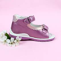 Босоножки открытые ортопедические на девочку фирменная обувь ТомМ размер 21, фото 3