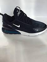 Кроссовки мужские в стиле NIKE Air max 270 синие