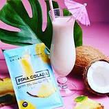 Поштучно Energy Diet Smart «Пина колада» Диет питание, 15 пакетов саше по 30 гр для контроля за весом, фото 2