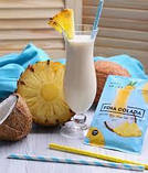 Поштучно Energy Diet Smart «Пина колада» Диет питание, 15 пакетов саше по 30 гр для контроля за весом, фото 3