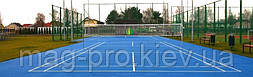 Стойки универсальные (волейбол, бадминтон, теннис), фото 3
