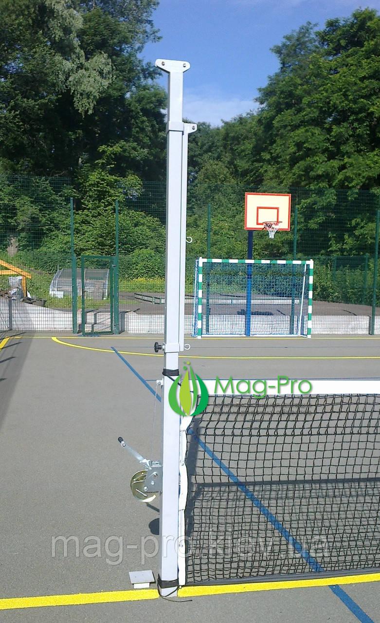 Стойки универсальные (волейбол, бадминтон, теннис)