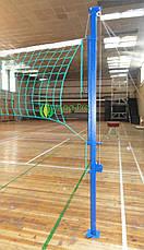 Стойки универсальные (волейбол, бадминтон, теннис), фото 2