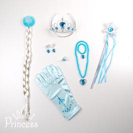 Наборы аксессуаров и украшения,кулоны и волшебные палочки для девочек