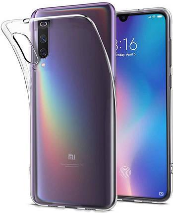 Чохол-накладка TOTO TPU High Clear Case Xiaomi Mi 9 Transparent #I/S, фото 2