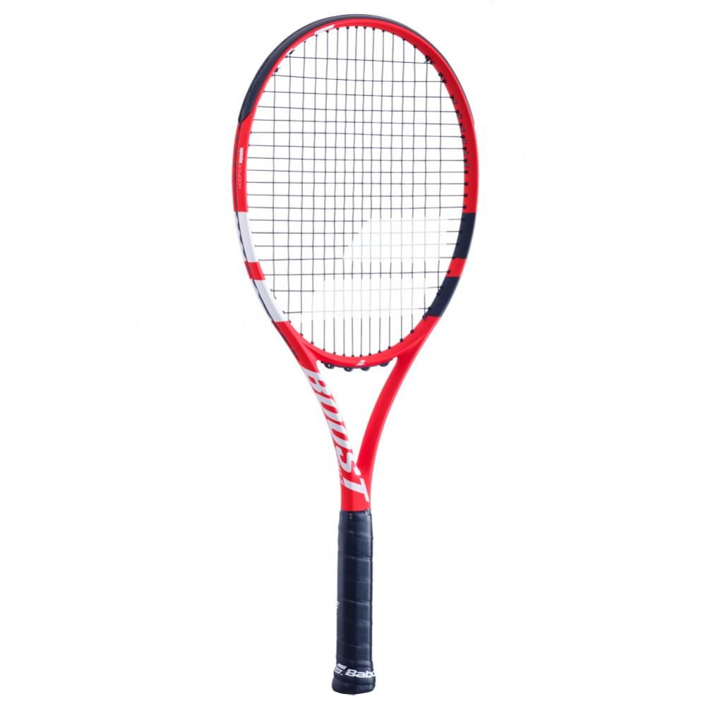 Ракетка для большого тенниса Babolat Boost Strike red/black/white