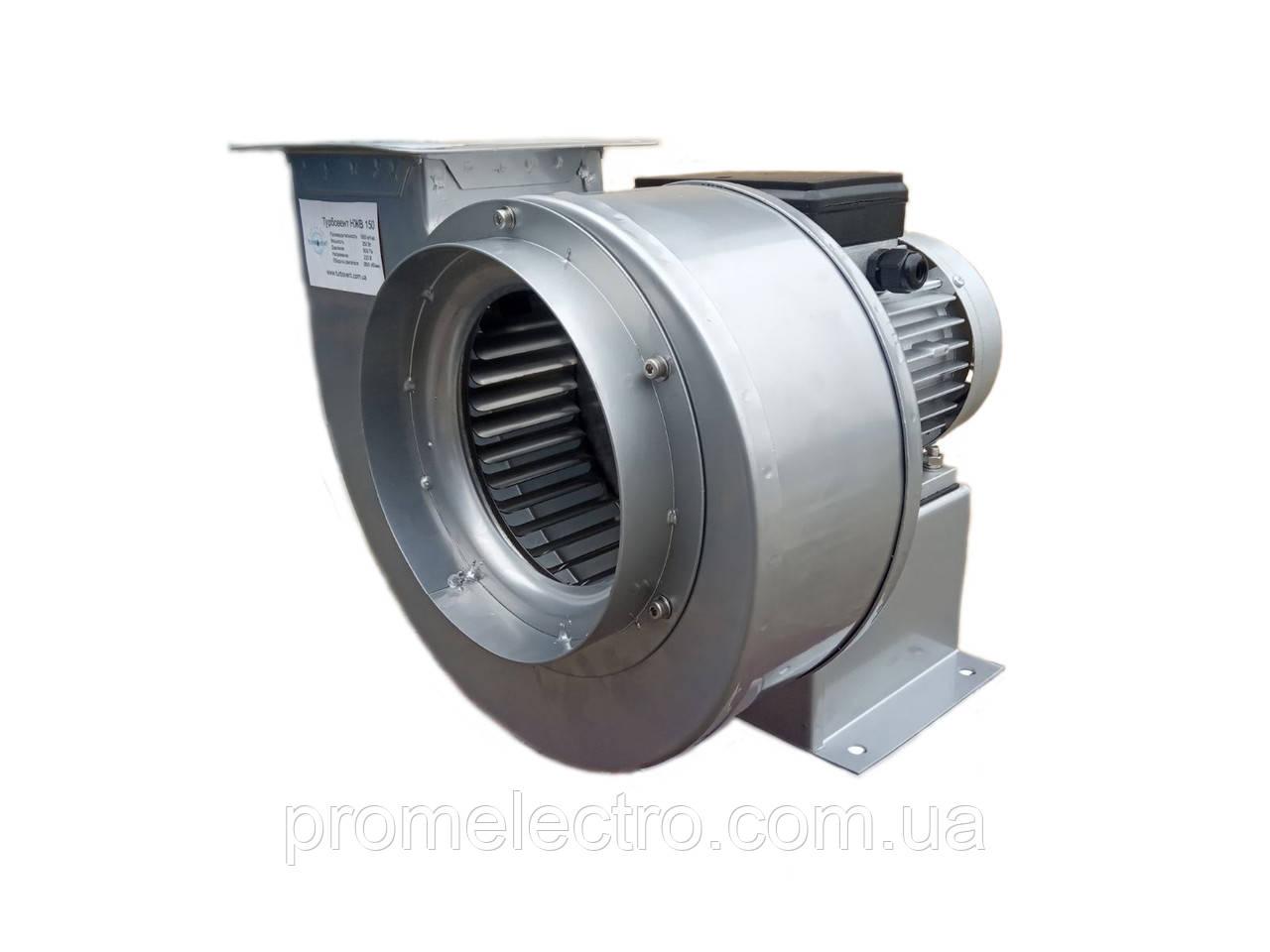 Вентилятор радиальный Турбовент НЖВ 200