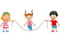 ЯК ПРАВИЛЬНО НАВЧИТИ ДИТИНУ СТРИБАТИ НА СКАКАЛЦІ