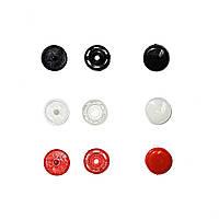 Кнопка пластмассовая 12мм 3 цвета (51515.001)