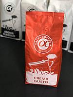 Кофе в зернах Alfa Coffee Crema Gusto