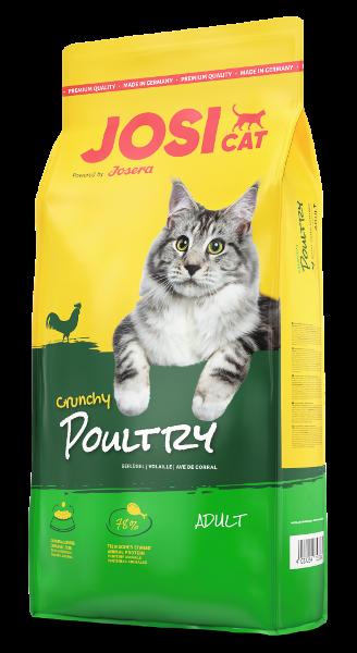 Josera JosiCat Crunchy Poultry 10кг*2 мешка ( 20кг ) + бесплатная доставка по всей Украине !