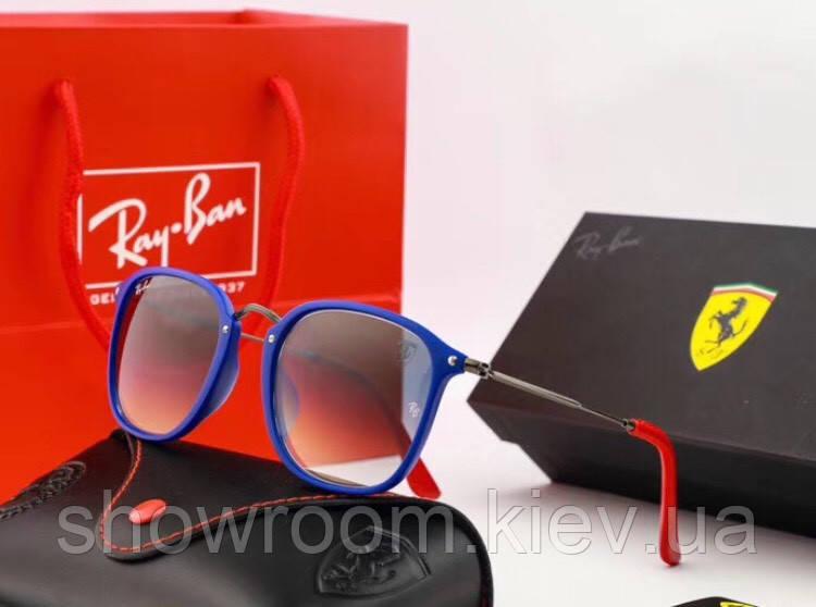Женские солнцезащитные очки Rb (2448) blue