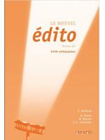 Edito Le Nouvel B2 Guide Pedagogique
