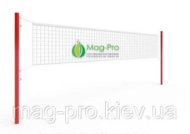 Универсальные стойки для волейбола и бадминтона