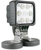 Фара робочого світла Wesem LED8F.51092 LED-6 2500lm 100x100 мм 12/24V