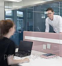 Защитный мобильный экран для сотрудников