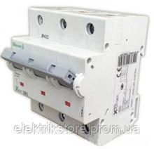 Автоматический выключатель PLHT-100/3/C 100A 3P Eaton-Moeller