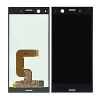 Дисплей с сенсорным экраном Sony G8441 (Xperia XZ1 (Compact))  BLACK