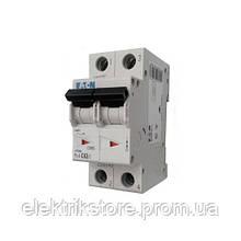 Автоматический выключатель Eaton PL4-C40/2