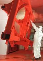 Акриловая эмаль по металлу МС-17 (1кг), фото 2