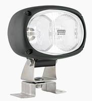 Фара робочого світла Wesem LOR7.42400 галогенова подвійна з кронштейном Оmega і AMP Faston