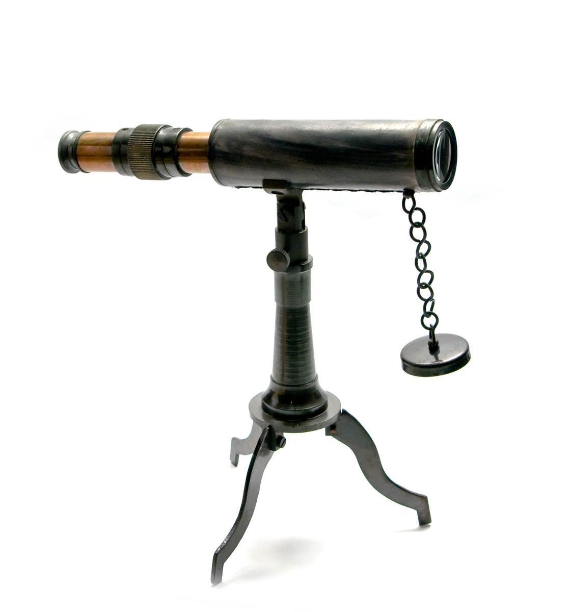 Подзорная труба на треноге (23х22,5х14 см)