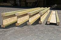 Деревянная двутавровая балка 65х200 мм