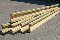 Деревянная двутавровая балка 65х280 мм