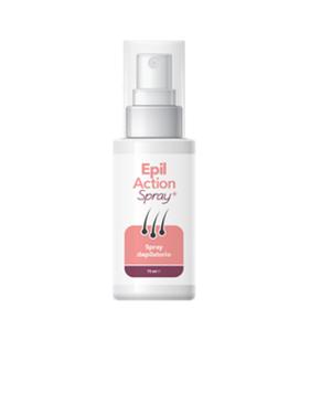 Epil Action Spray (Эпил Экшн Спрей) - спрей для депиляции
