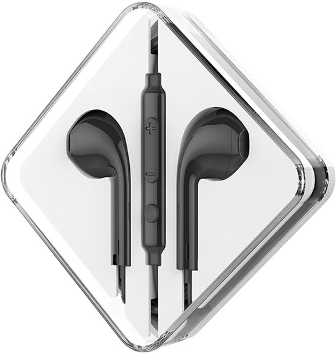 Наушники гарнитура (с микрофоном) Hoco M55 черные