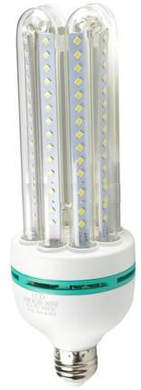 LED лампа 24Вт 5000К E27 4U, фото 2