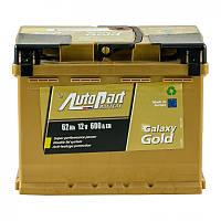 Аккумулятор Autopart Galaxy Gold 100Ah 900A 12V R Азия (175x175x353)