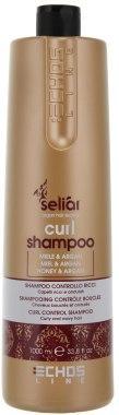 Шампунь для кучерявого волосся Echosline Seliar Curl Shampoo_350 мл
