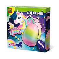 Растущая игрушка Ses - Единорог в яйце (25121S)