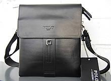 Мужская сумка-планшет Polo с ручкой. Барсетка мужская. Размер(в см) 23 на 19 КС91-1