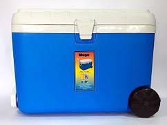 Термобокс 48 л синий, Mega