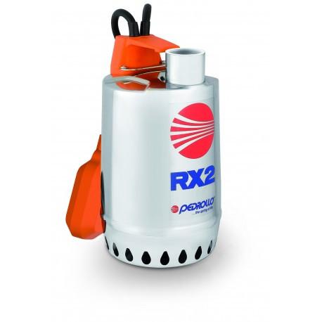 Дренажный насос для воды Pedrollo RXm 4+ кабель 10 м.