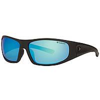 Поляризационные очки Greys G1 цвет MATT CARBON/BLUE MIRROR